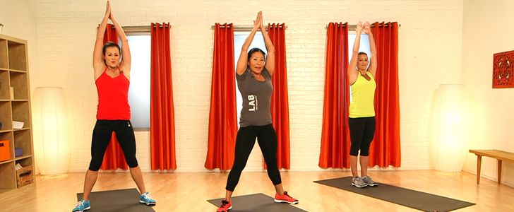 Take this 10-minute workout with Jessica Alba's trainer!