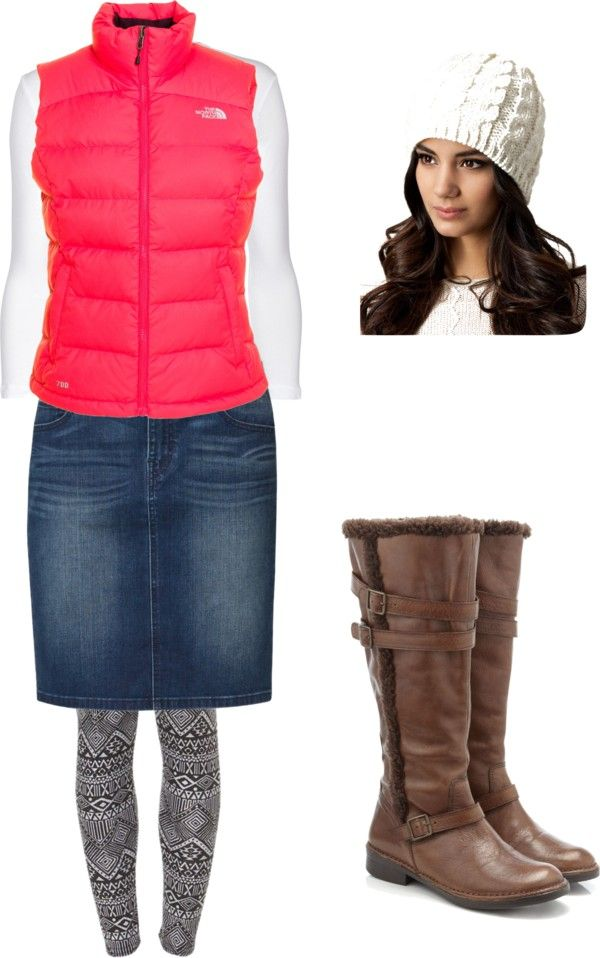 """out and about winter"" by fiddlegrass-ashley on Polyvore:"