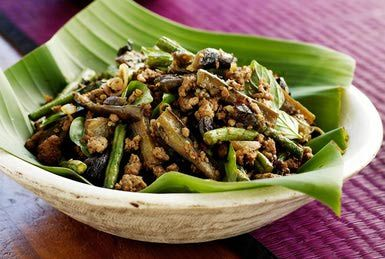 Thai eggplant stir-fry - Cultura/Brett Stevens/Collection Mix: Subjects/Getty Images