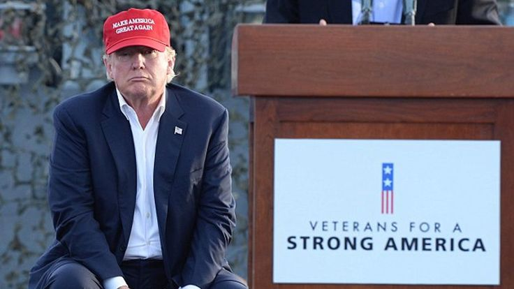 American Veterans have Strong Feelings about Candidates