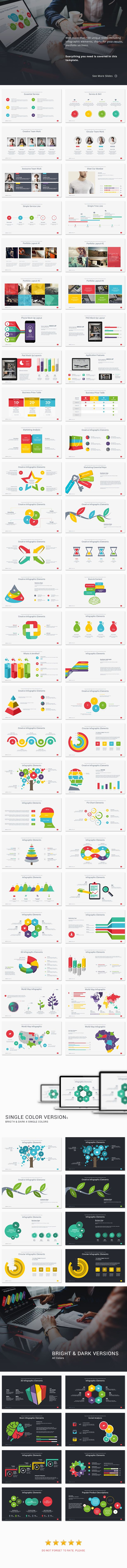 Amritha - Presentation PowerPoint Template #design #slides Download: http://graphicriver.net/item/amritha-presentation-template/11863779?ref=ksioks