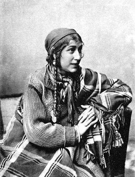 Gypsy style, gypsy, cigan, photo,