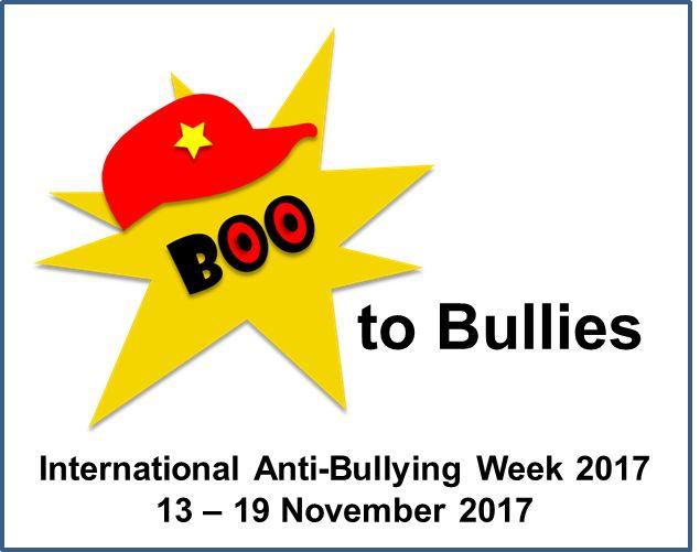 Facebook Event: International Anti-Bullying Week 2017