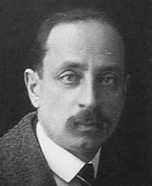 This is Rainer Maria Rilke. Famous german writer and poet. Some of the most beautiful poems are written by him. Outstanding and not from this world.