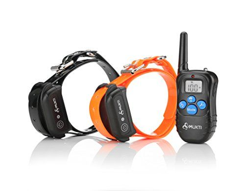 IMPROVE YOUR DOG'S BEHAVIOR - This dog training collar is a must have for all dog trainers. If you have a loud dog that barks at the door or makes noises at the neighbors this collar is a perfect sol...