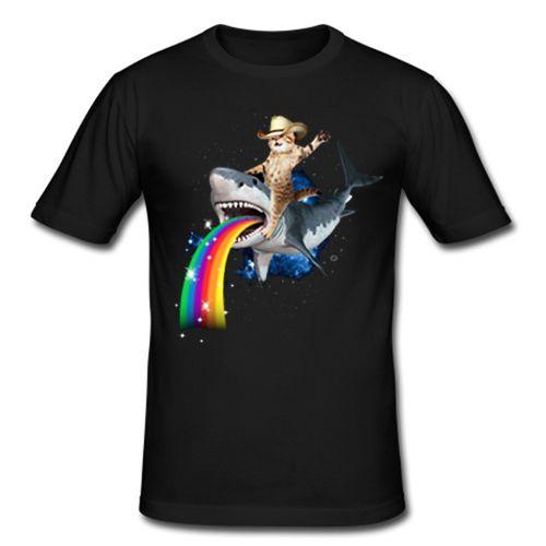 Bucking Sharkaroo T Shirt