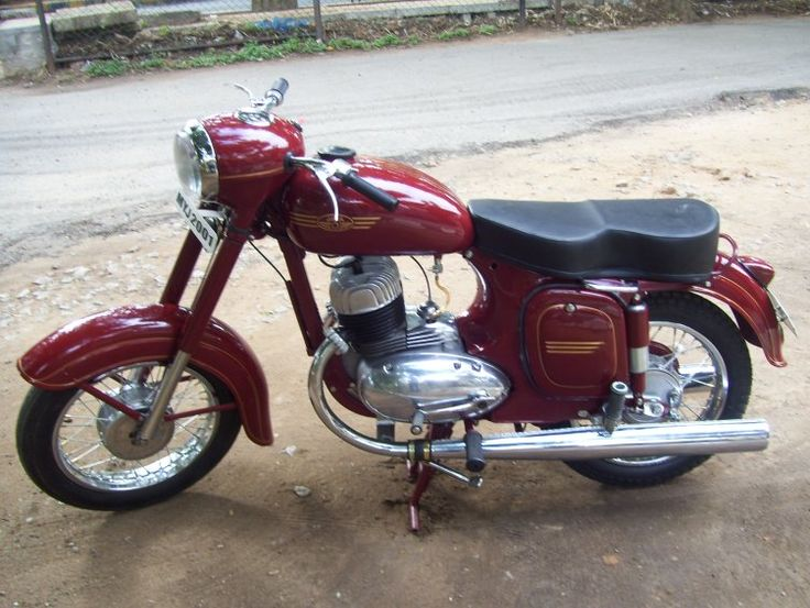 jawa 350 style 1997
