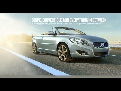 The 2013 Volvo C70 Coupe Convertible #Volvo C70 #windscreen http://www.windblox.com