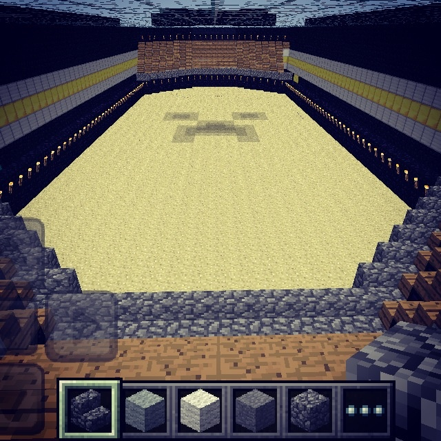 how to make a stuff in minecraft pe