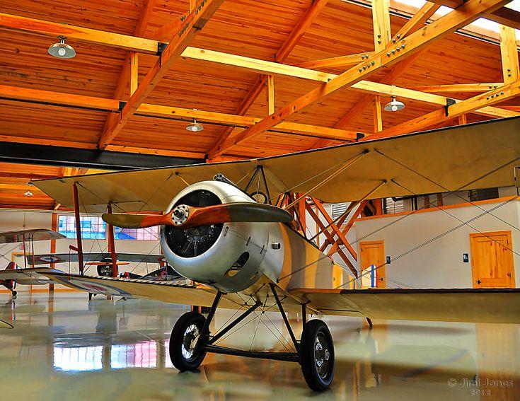 Nieuport 28 <> #Aviation    *Initially misidentified as a Tiger Moth*Aviators Initials, Gas Pump, 82 Aviators, Tigers Moth, Havilland, Aviators Trainers, Initials Misidentifi, Jones Visual, Jimi Jones