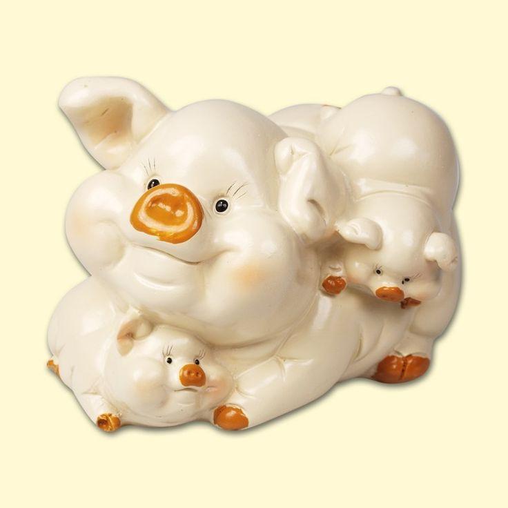 "SHOP-PARADISE.COM:  Spardose ""Schwein"", Höhe - 9 cm, (P2008-B) 4,19 €"