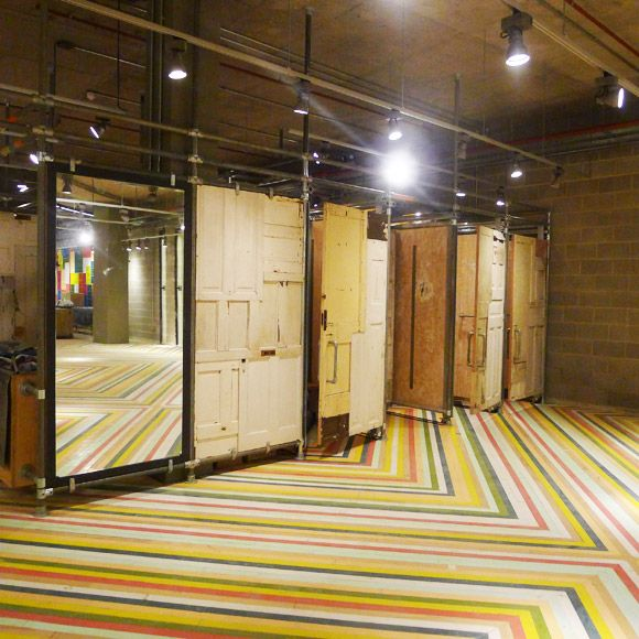 spitalfields store+fitting room - Pesquisa Google