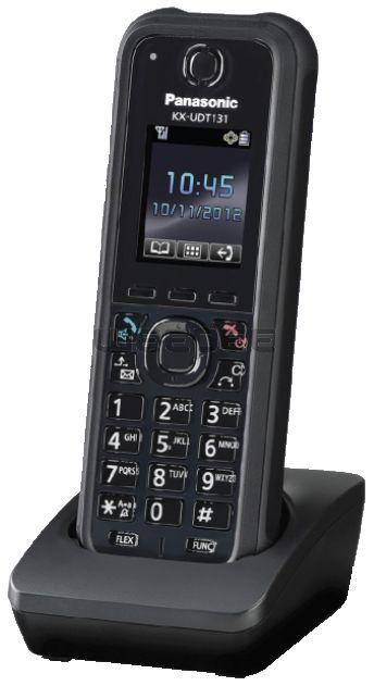 Panasonic Kx Udt131 Voip Handset Dust And Water Resistant