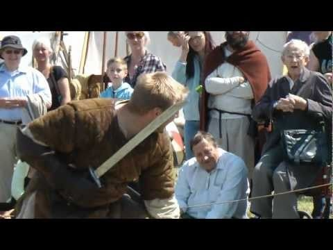 The Viking marked in Aalborg, Denmark 2011 part two