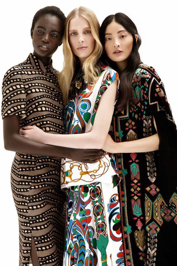 We are the World: Die Ethno-Mode der Saison