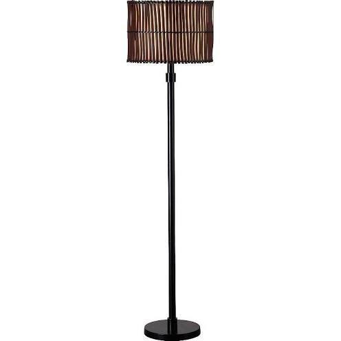 Marvelous tropical floor lamps
