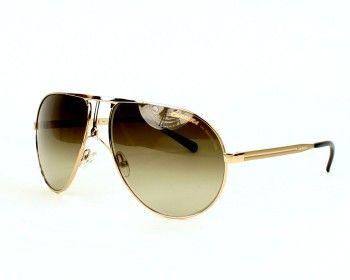 carrera sunglasses metal/gold/brown