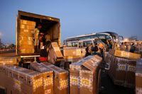 donderdag 03 maart - Verzamelen in Zaventem en dagvlucht naar Dakar. Fietsen en bagage verzamelen in Dakar en met de bus naar Saint-Louis. De fietsen worden gemonteerd en vervolgens bed in voor een korte nacht.