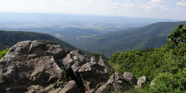 Explore the mountains to find the amazing hidden gems of Shenandoah National Park #travel #roadtrips #roadtrippers