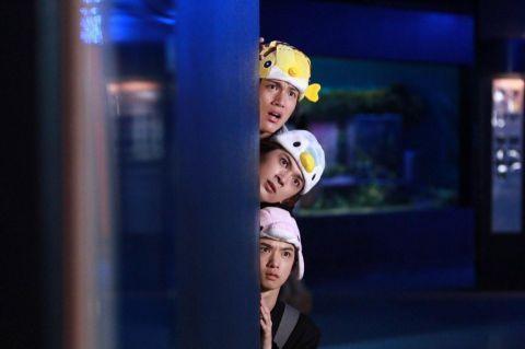 "Taishi Nakagawa, Ryo Yoshizawa, Yudai Chiba, J drama, sports comedy, ""Suikyu Yankees(Water Polo Yankees), 2014. Plot & Ep.1-10: http://dramanice.com/drama/suikyu-yankees-detail [Eng. Sub] So funny n nice drama!!!"