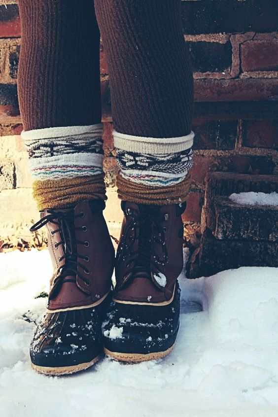 Toss your grungy snow boots and pick up a pair so stylish you'll want to wear them even when there isn't an impending blizzard.