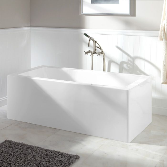 1000 Ideas About Acrylic Tub On Pinterest Freestanding Tub Tubs And Soaki