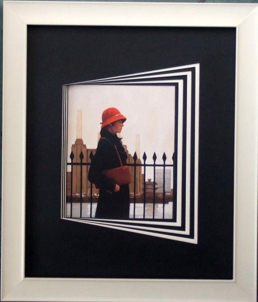 17 meilleures id es propos de encadrement photo sur - Cadre photo original mural ...