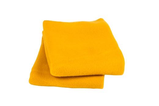 Rørospledd - stemor -  gul <3