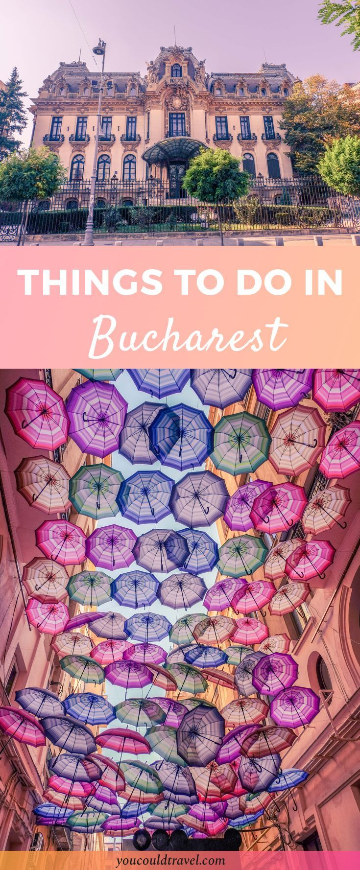 Things to do in Bucharest - What is the first thought that comes to mind when you imagine things to do in Bucharest? Movies certainly portray the Romanian capital as an endless sea of grey concrete blocks, a post-communist country with bad music and angry people. #bucharest #guide #romania