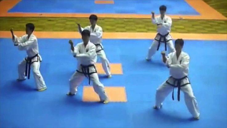 itf taekwondo training manual pdf