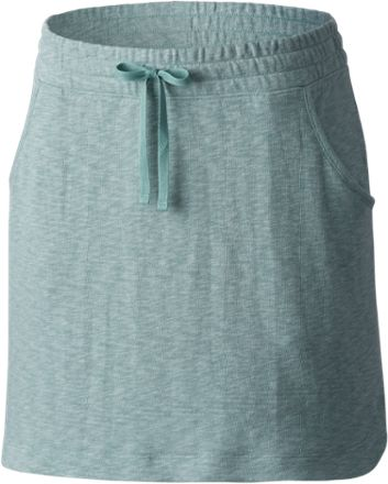 Columbia Women's Wear It Everywhere Skirt Dusty Green XL