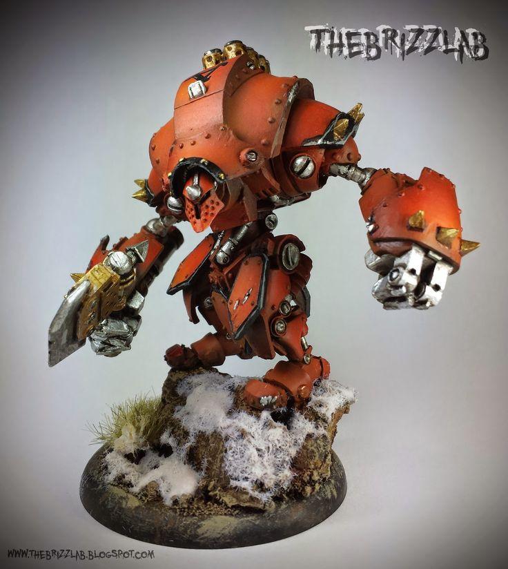 Khador Heavy Warjack Juggernaut