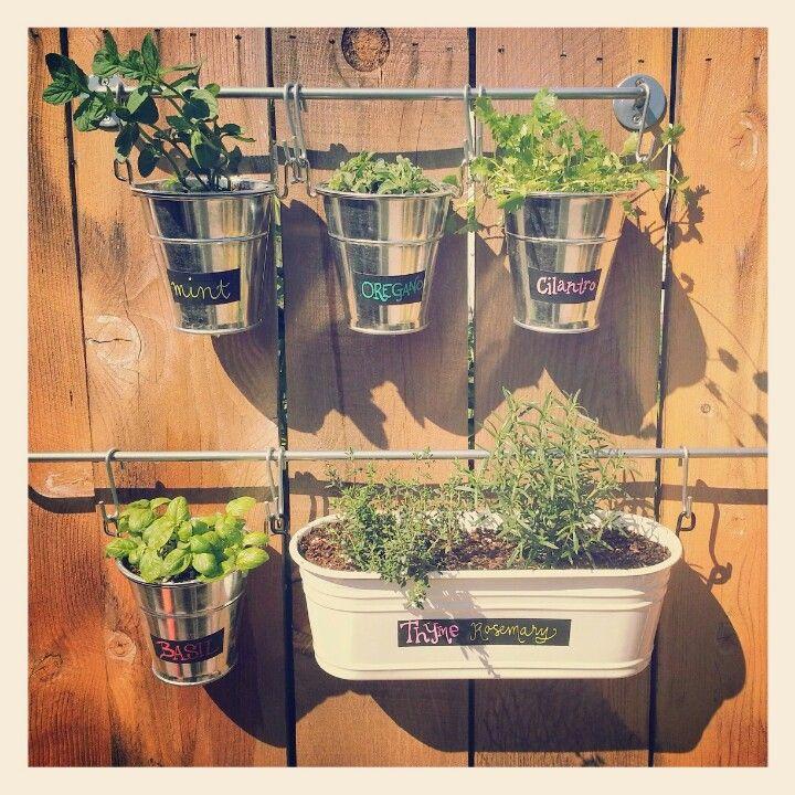 17 Best Ideas About Kitchen Garden Window On Pinterest: Best 25+ Vertical Herb Gardens Ideas On Pinterest