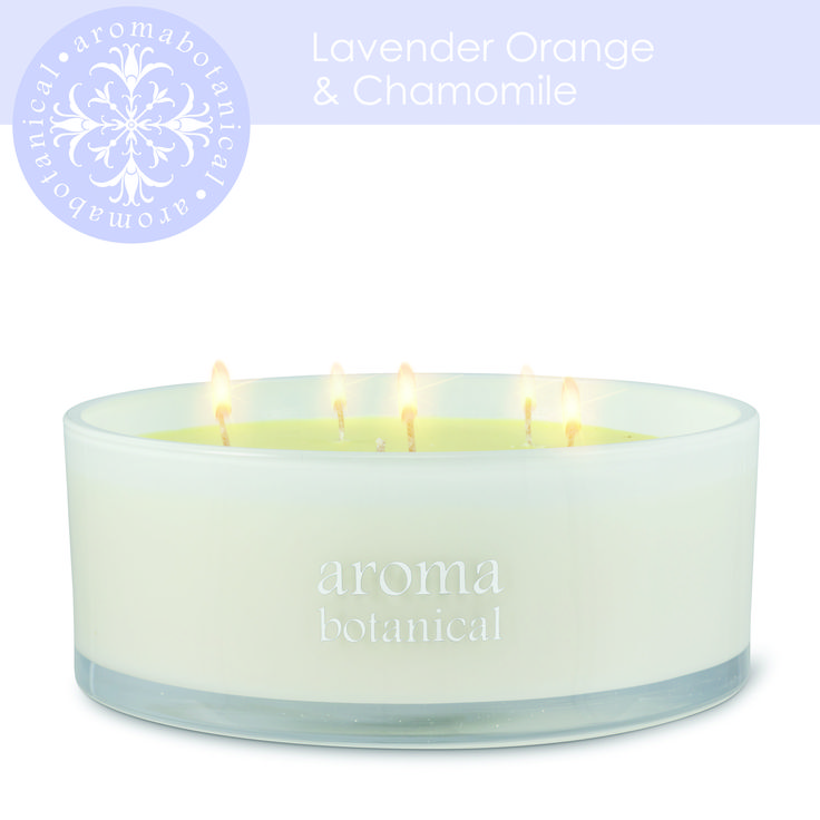 This classic lavender scent is transcended with the addition of orange and chamomile.