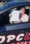 Congratulations to Sophie Parish of Maidstone on passing her practical driving test on Wednesday 22nd April on her first attempt.   Sophie Passed her test at the Maidstone driving test centre. Having struggled with the theory Sophie was over the moon to pass the practical 1st time. Well done sophie this should really make a massive difference to you and give you that all important independence. Best wishes from your driving instructor Andy and all the team at Topclass Driving School.