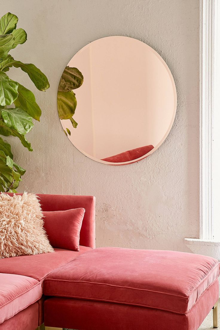 Calli Mirror | Urban Outfitters | Home | Home Accessories | Mirrors #uoeurope #urbanoutfitterseu