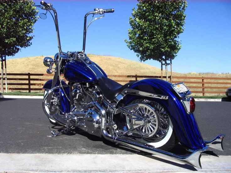 """Harley Softails For Sale Ca >> POST UP YOUR """"LOWRIDER- HARLEY'S"""" - Page 3   Softails   Pinterest   39;?, On and Knuckle"""