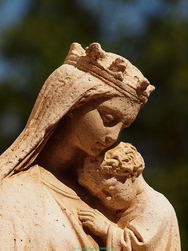 Marie, Notre Dame de la tendresse...