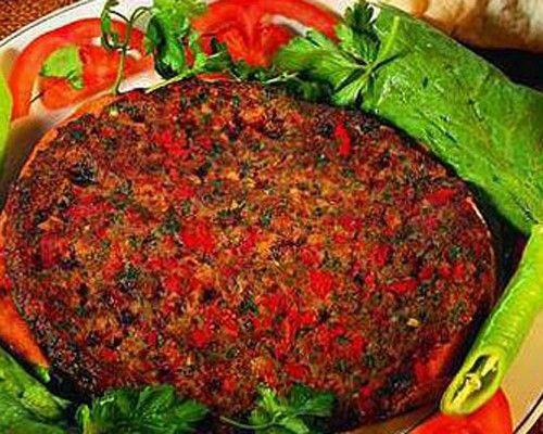 Yemek   Et Yemekleri   Arap Kebabı .