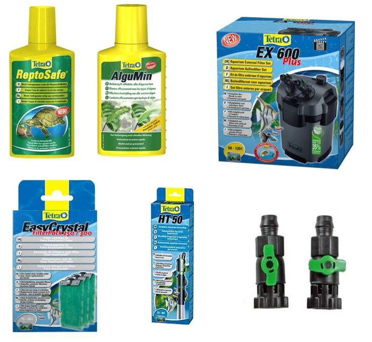 Migliori prezzi dei prodotti Tetra per tartarughiere: filtri, riscaldatori, trattamento acqua. Scegli ciò che ti serve a basso costo.