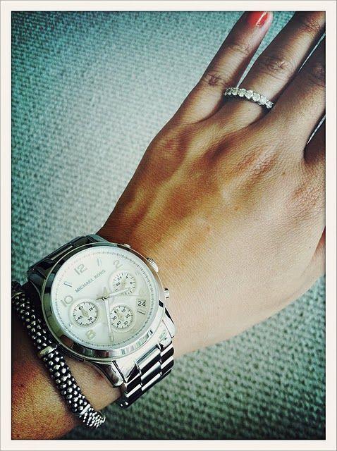 Michael Kors Chunky Watch:)