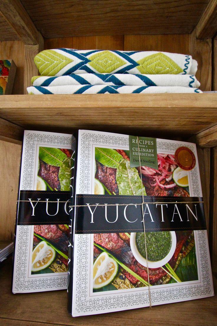 The Diplomat Shop | James Beard awarded Yucatan Cookbook by David Sterling  #Merida #Mexico #gastronomy