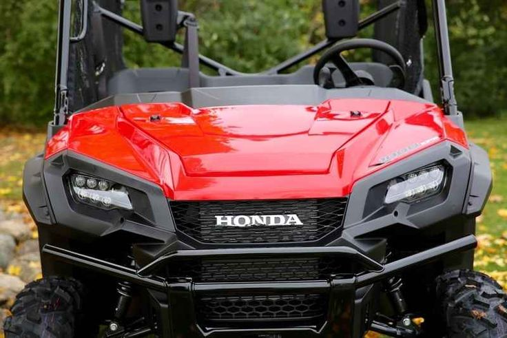 New 2016 Honda Pioneer 1000-5 Deluxe ATVs For Sale in Wisconsin. 2016 Honda Pioneer 1000-5 Deluxe, Pioneer 1000-5 for sale seats 3 or 5 2016 Honda® Pioneer 1000-5 Deluxe Step Up To The Best Some adventures demand more. For those adventures, you need the best. The toughest. The smartest. And the most powerful. For those adventures, you need the all-new Pioneer 1000-5. The ultimate side-by-side in every way, the radical Pioneer 1000-5 delivers more inside and out, front to back. It starts with…