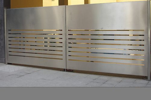 Stainless Steel Gate - Stainless Steel Gate Manufacturer from Chennai.