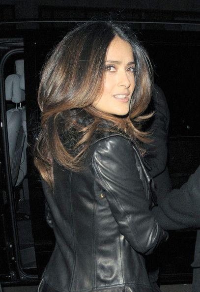 selma hayek in leather - Google-Suche