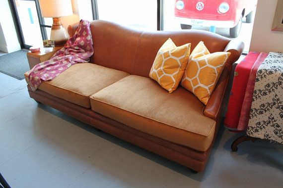 A leather sofa I'd actually buy (if I had copious amounts of extra cash around)