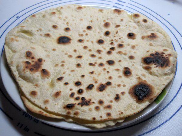 Tortilla lapok házilag
