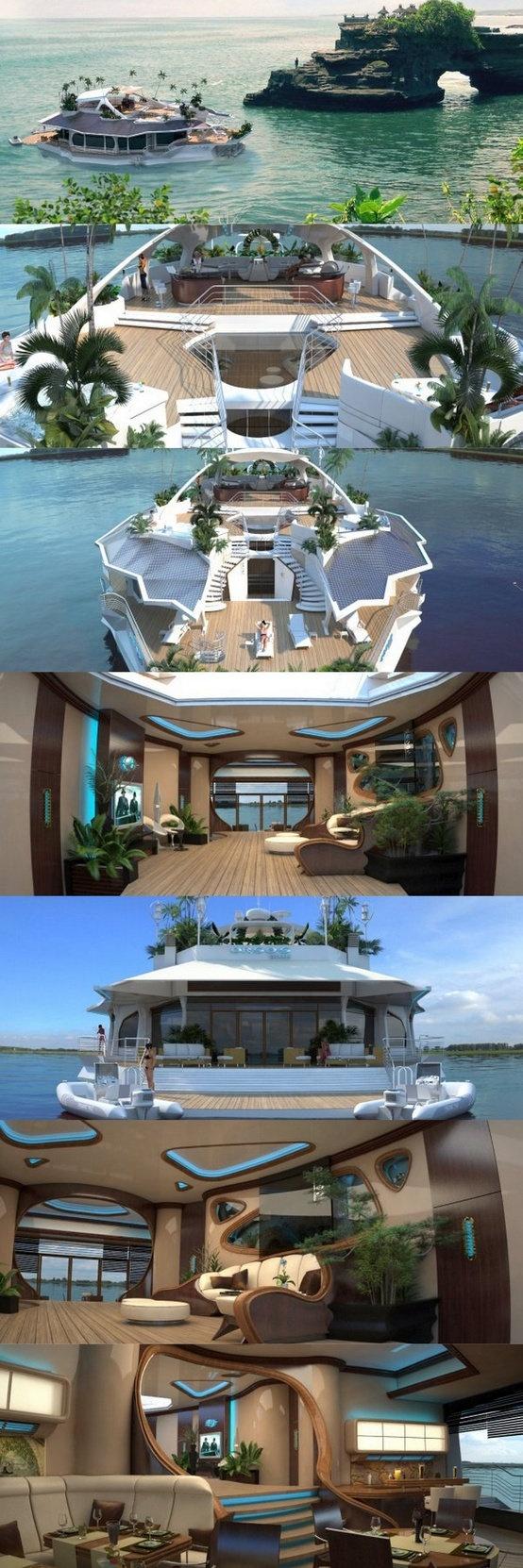 ORSOS Island – $4700000 million artificial island
