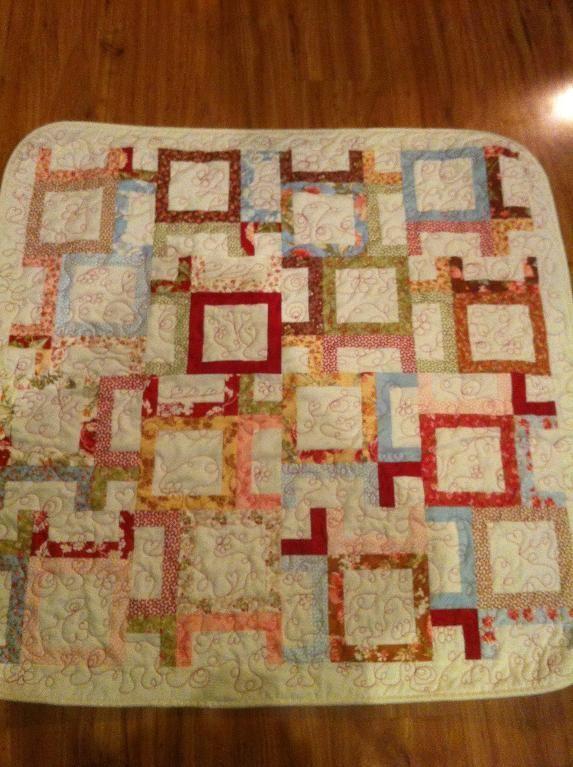 17 Best images about Honey Bun Quilts on Pinterest Shops, Square quilt and The park