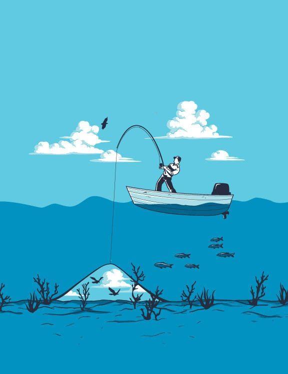 Создавать принты для футболок художник-иллюстратор Чоу Хон Лэм начал несколько лет назад и до сих пор продолжает экспериментировать с разными стилями: «Мы, люди, - существа жадные. Жадные до всего нового и необычного, - говорит Летающий Мыш.